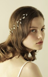 Simple Style Sweet Rhinestone Headbands