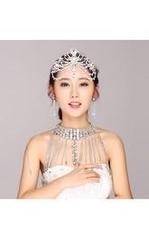 Hot Fashion Popular Tassel Bead Shoulder Chain