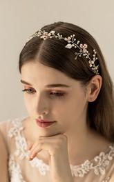 Handmade Beautiful Flower Style Headbands
