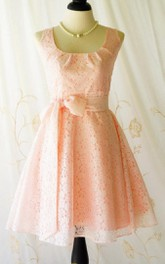 Vintage Spring Lace Nicely Summer Design Bridesmaid Dress