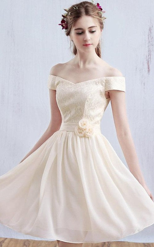 Ivory Bridesmaid Infinity Bridemaid Gown Party Prom Multiway Cocktail Evening Dress